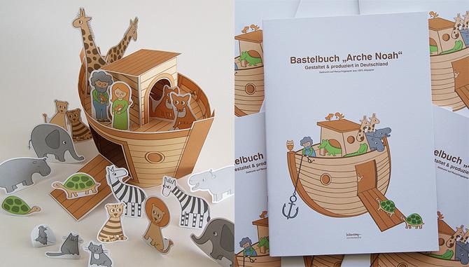 BASTELBUCH ARCHE NOAH