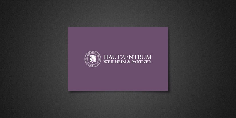 corporate design hautzentrum weilheim
