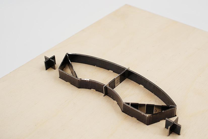 stanzwerkzeug stanzform banderole