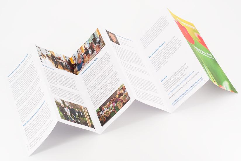 leporello folder