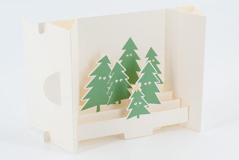 diorama-karte engel apotheke klein aber fein