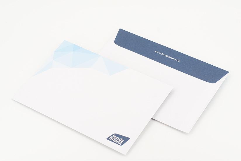 polygonaler eisbaum kuvert