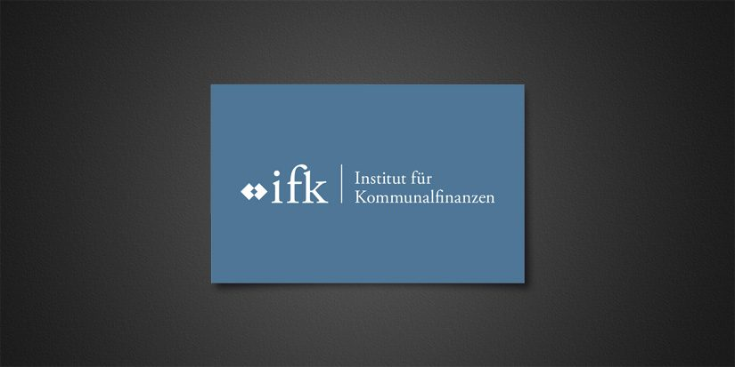 logo-design ifk institut fuer kommunalfinanzen