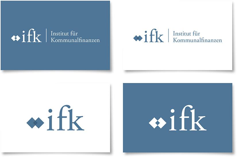 logo-design ifk varianten