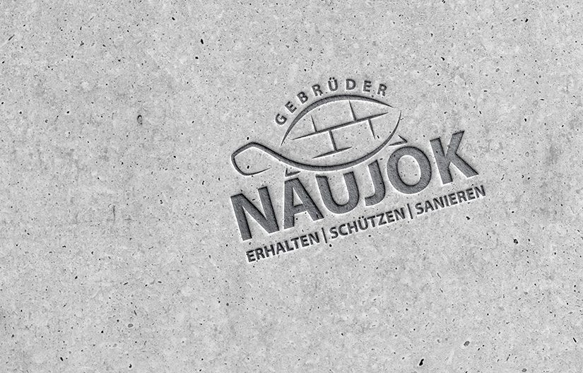 CORPORATE DESIGN GEBRÜDER NAUJOK