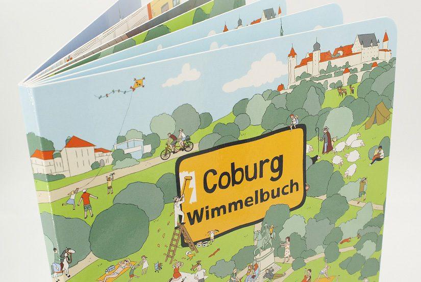 WIMMELBUCH COBURG