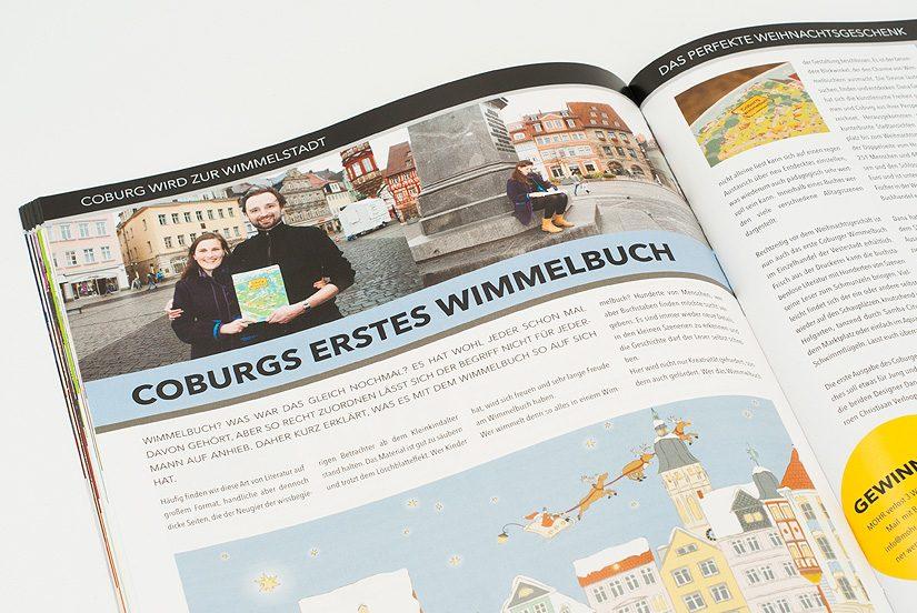 COBURG WIMMELBUCH IM MOHR