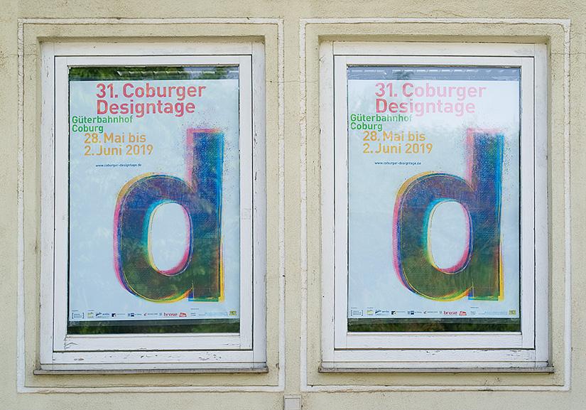 coburger designtage 2019-gueterbahnhof coburg plakat